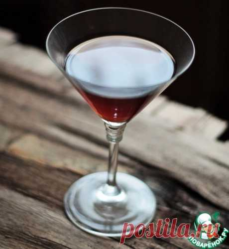 Fruit liqueur from plums - is fragrant, tasty, is very softly and pleasantly drunk