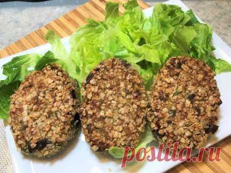 БАКЛАЖАНЫ и КАБАЧКИ. Котлеты ИДЕАЛЬНЫЙ ДУЭТ. И что может быть вкуснее! Eggplant Burgers