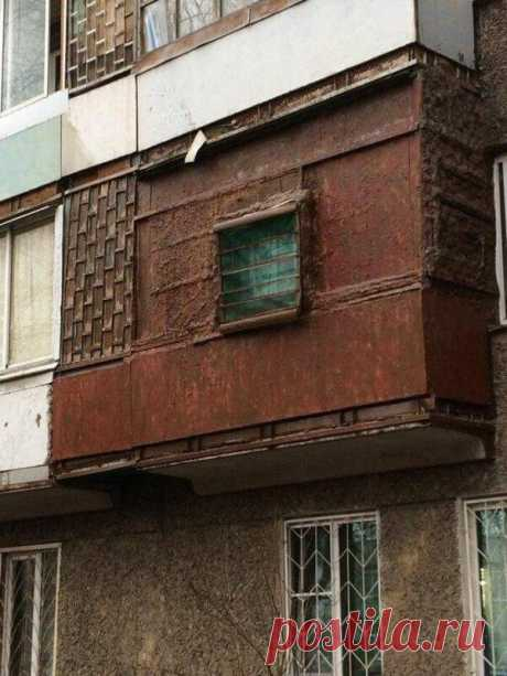15 балконов, способных озадачить архитекторов