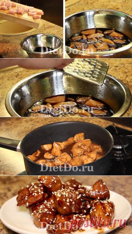Курица Терияки: ТОП-6 простые рецепты на сковороде