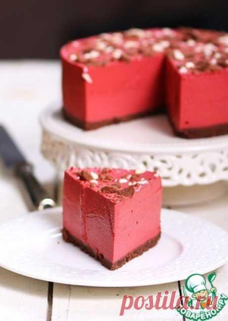 """""""Красный бархат&quot cheesecake; - culinary recipe"""
