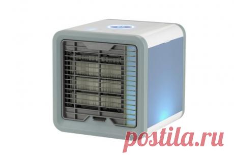 Обзор охладителя воздуха - Rovus Arctic Cooler | Александра Демина | Яндекс Дзен