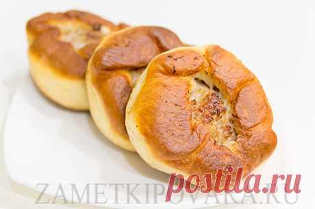 Пышное тесто для беляшей или пирожков