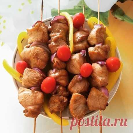 ПП шашлыки: 10 диетических рецептов и маринадов - для курицы на мангале, крылышек, рыбы + соус