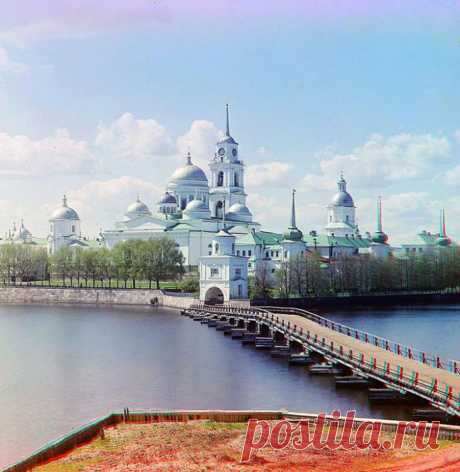 Взгляд в прошлое: цветные фотографии Российской Империи начала ХХ века