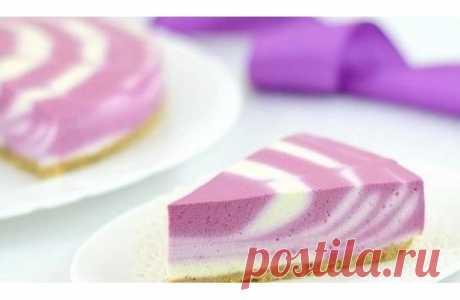 Торт «Нежность» без выпечки