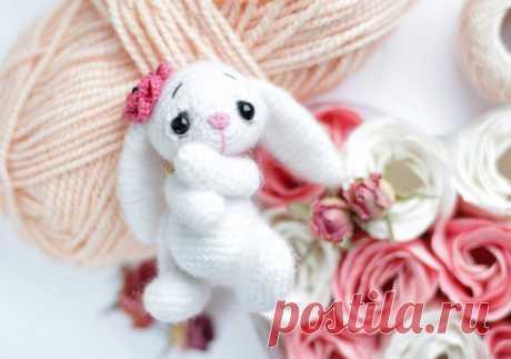 Crochet bunny amigurumi pattern - Amigurumi Today