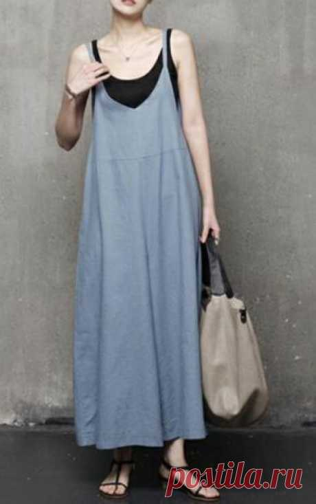 Loose wide fit natural overalls | Fashion, Clothes, Style
