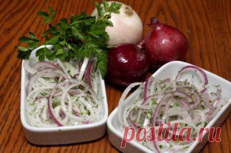 Как замариновать лук для шашлыка :: Маринованный лук к шашлыку :: Кулинарные рецепты :: KakProsto.ru: как просто сделать всё