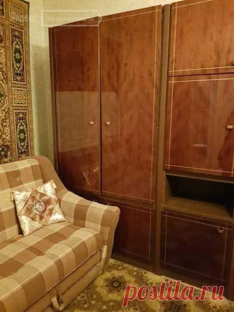 Снять 1-комнатную квартиру 38м² по адресу Москва, улица Госпитальный Вал, 5с1 по цене 25 999 руб. в месяц на сайте Яндекс.Недвижимость