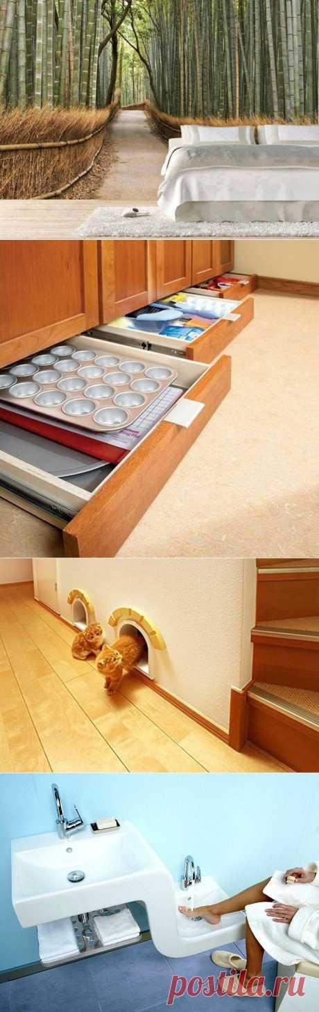 Отличные креативные идеи для дома