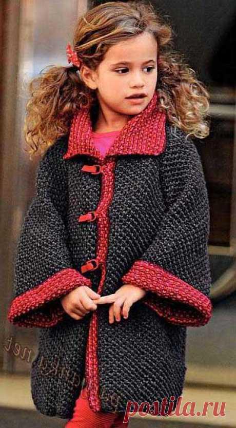 Поиск на Постиле: Пальто для девочки крючком