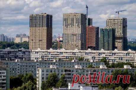 Деформация Москвы . Тут забавно !!!
