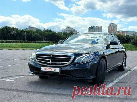 Отзыв владельца автомобиля Mercedes-Benz E-Класс 2016 года ( V (W213, S213, C238) ): 200 2.0 AT (184 л.с.) | Авто.ру