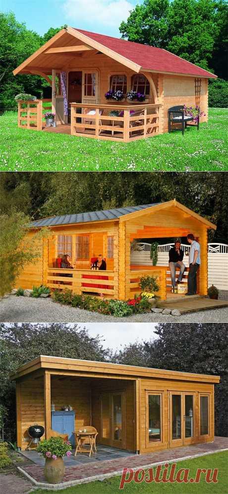 Lodges... Ideas.