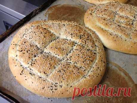 Турецкие лепешки в хлебопечке