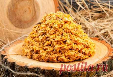 Торт Муравейник из печенья со сгущенкой без выпечки: рецепт с фото, видео