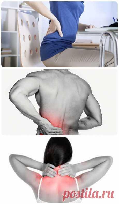 Спина перестала болеть сразу! ВОТ эти 6 упражнений.
