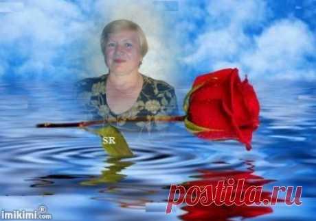 Людмила Устинова
