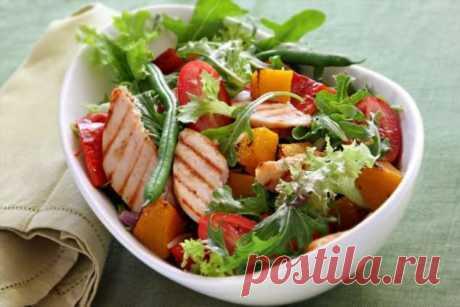 Подборка осенних салатов для праздничнго стола | Офигенная