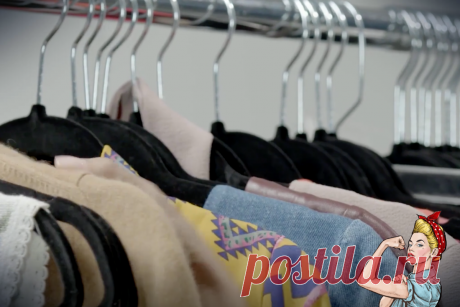 Когда пора разобрать шкаф с одеждой: 10 сигналов | Арина Дома | Яндекс Дзен