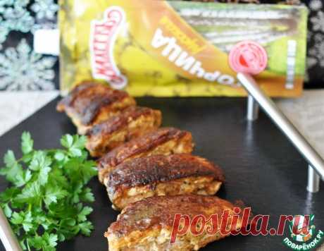 Горбуша в пикантном горчичном маринаде – кулинарный рецепт