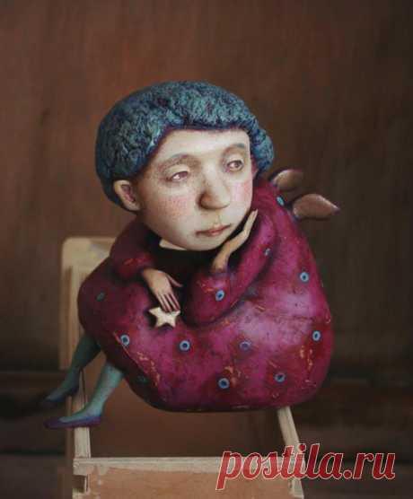Сказочные куклы с характером