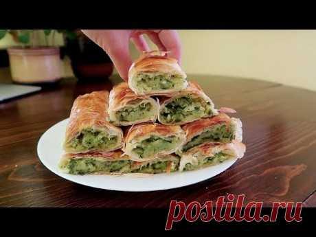 Марговска Баница! Вкуснейшее блюдо Болгарии 😆