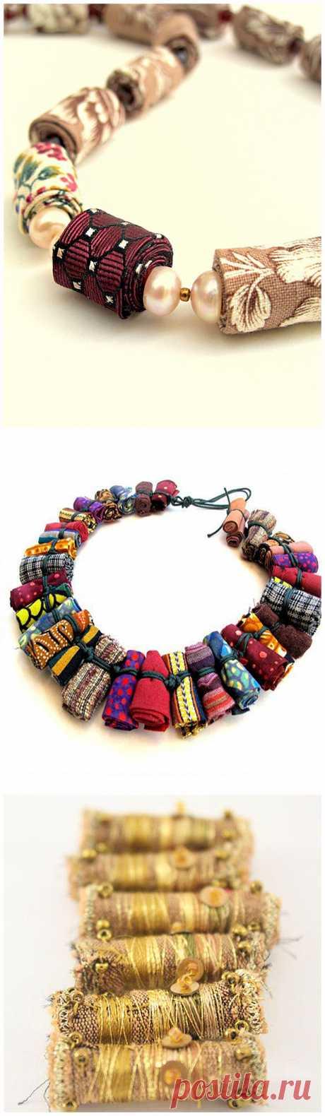 Украшения из швейной фурнитуры: бесконечное многообразие интересных идей | Журнал Ярмарки Мастеров