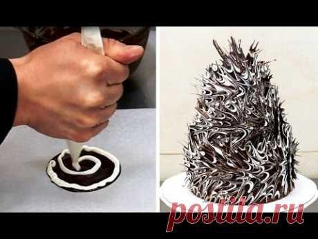 ТОП 20 Удивительные украшения тортиков