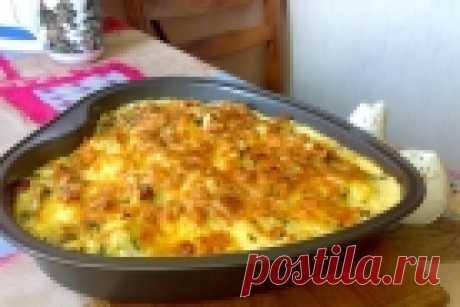 Капустно-морковная запеканка - рецепт с фото на Повар.ру