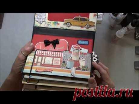 Metropolitan Girl Horizontal Mini Album
