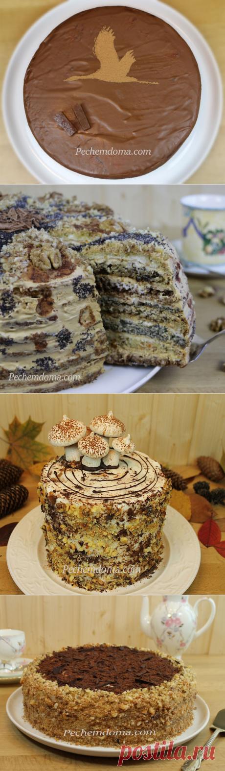 Cakes | Pechemdoma.com