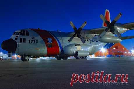 Фото Lockheed C-130 Hercules (3825034) - FlightAware