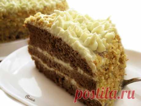 297. Кофейный торт