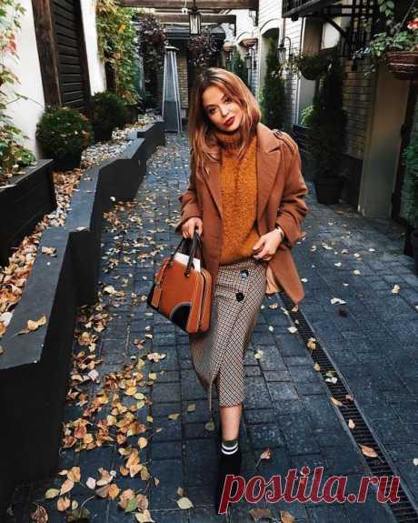 Что носить в офис осенью и зимой 2019-2020: топ-7 трендов делового стиля одежды на фото | GlamAdvice