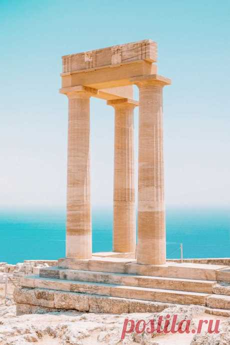 11 Very Best Things To Do In Rhodes, Greece - Hand Luggage Only - Travel, Food & Photography Blog