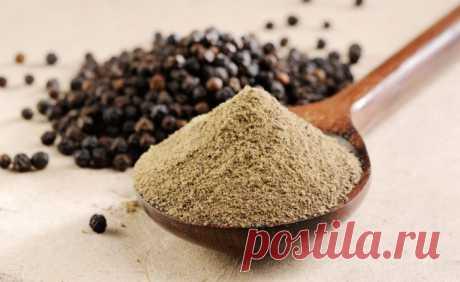Черный перец: не только пряность | ВитаПортал - Здоровье и Медицина