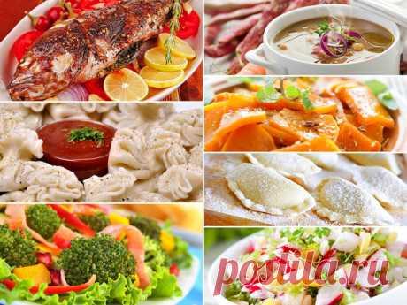 7 ужинов: постное меню на следующую неделю Рождественский пост 2018: вкусные постные рецепты для всей семьи