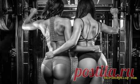 Тренировка спины для девушки в тренажерном зале | bestbodyblog.com