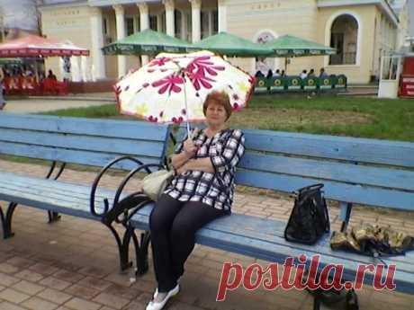 Нина Абдулина