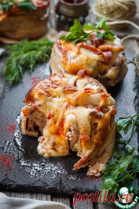 Королевский бургер - кулинарный рецепт