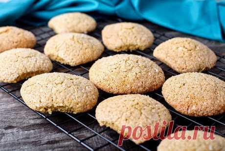 Мягкое имбирное печенье рецепт – европейская кухня: выпечка и десерты. «Еда»