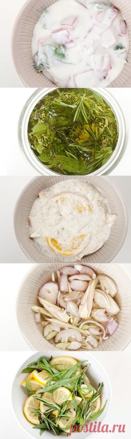 Для настоящих любителей шашлыка: 5 лучших рецептов маринада. Мясо просто тает во рту! - КЛАССНО.ТВ
