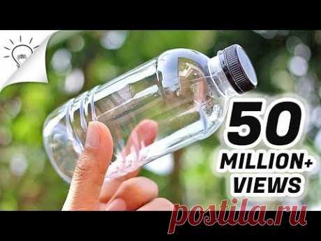 38 kreatywnych pomysłów z butelek z tworzyw sztucznych | Thaitrick