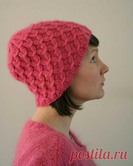 Вафельная шапочка