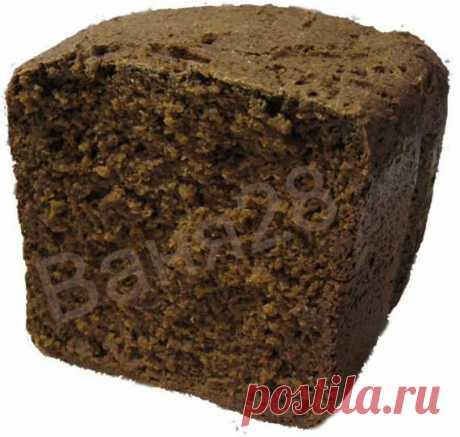 Ржаной заварной хлеб настоящий (почти забытый вкус). Способы выпечки и добавки - ХЛЕБОПЕЧКА.РУ - рецепты, отзывы, инструкции
