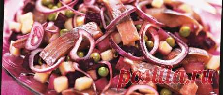 ¿La ensalada regular del arenque? ¡- lejos de eso! ¡La receta más insólita y sabrosa, sobre que muchos incluso no oían! | Povar24. INfo | Yandeks Dzen