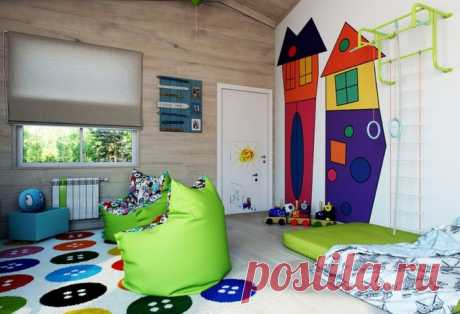 5 ideas for a nursery which will be pleasant to any adult | my house
