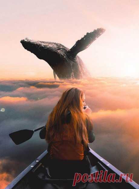 Самое тяжелое в жизни — это синий кит, всё остальное пустяки!..